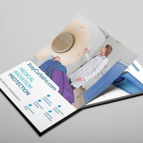 X-ray Curtains Medical Brochure