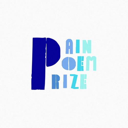 Pain Poem Prize Logo Concept