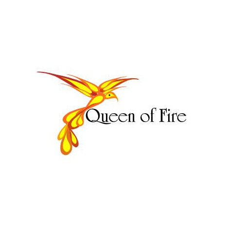 logo for Queen Of Fire