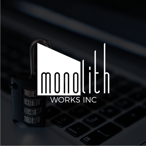 Logo for an IT company