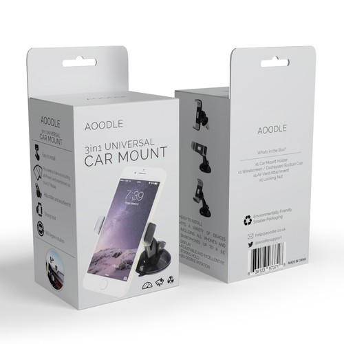 AOODLE Box Design