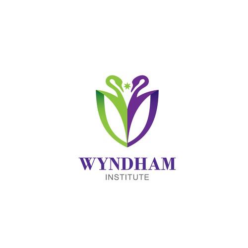 mind-blowing logo