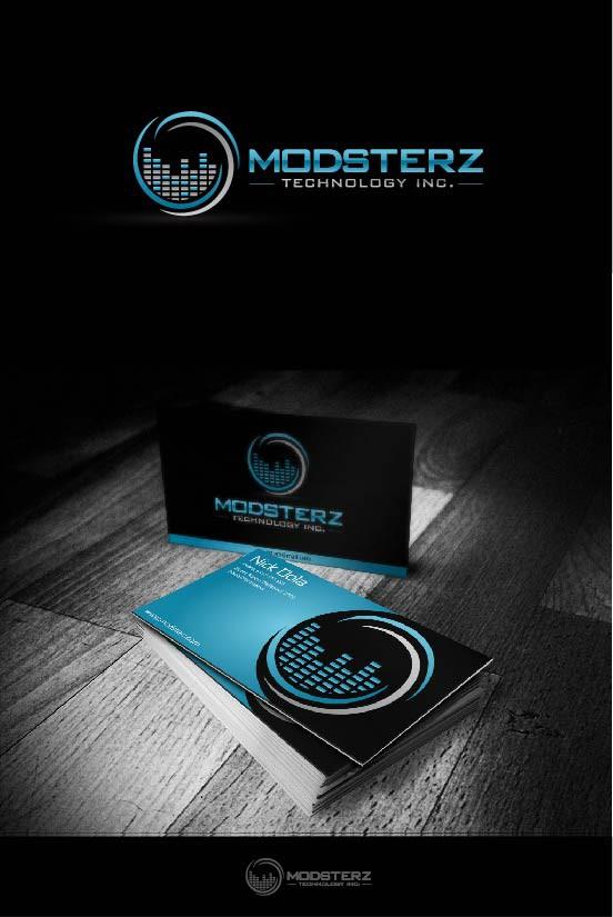 Help Modsterz Technology Inc. with a new logo