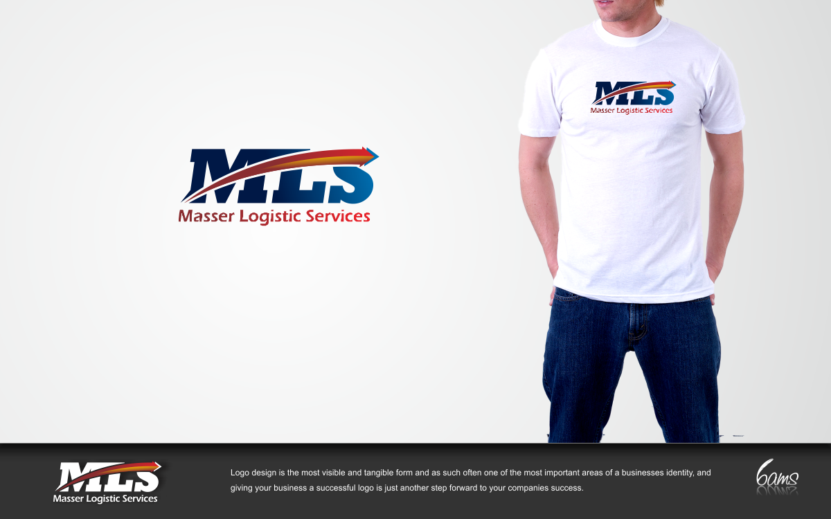 Create the next logo for Masser Logistic Services