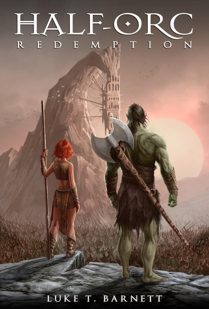 Half-Orc Redemption cover art