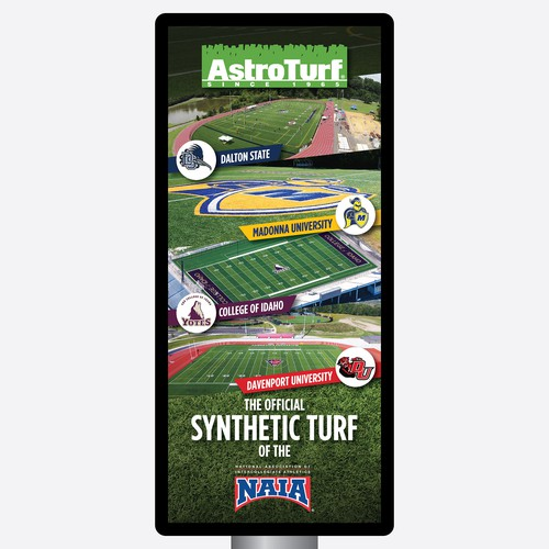 AstroTurf Light box Design