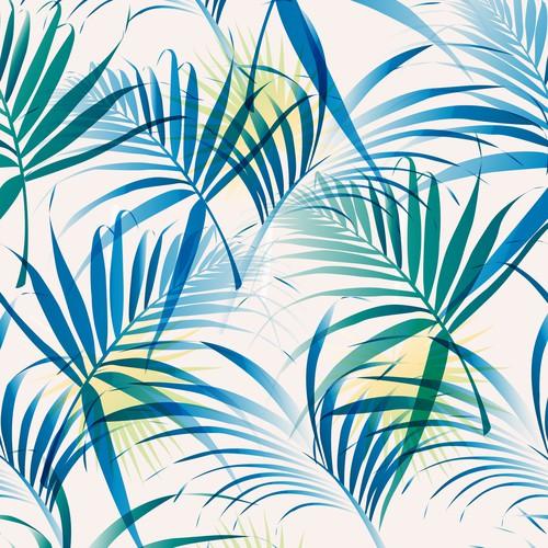 summer pattern fabric