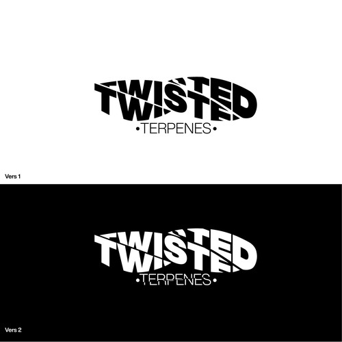 twisted logo concept by the_craftone