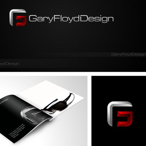 logo for Gary Floyd Design