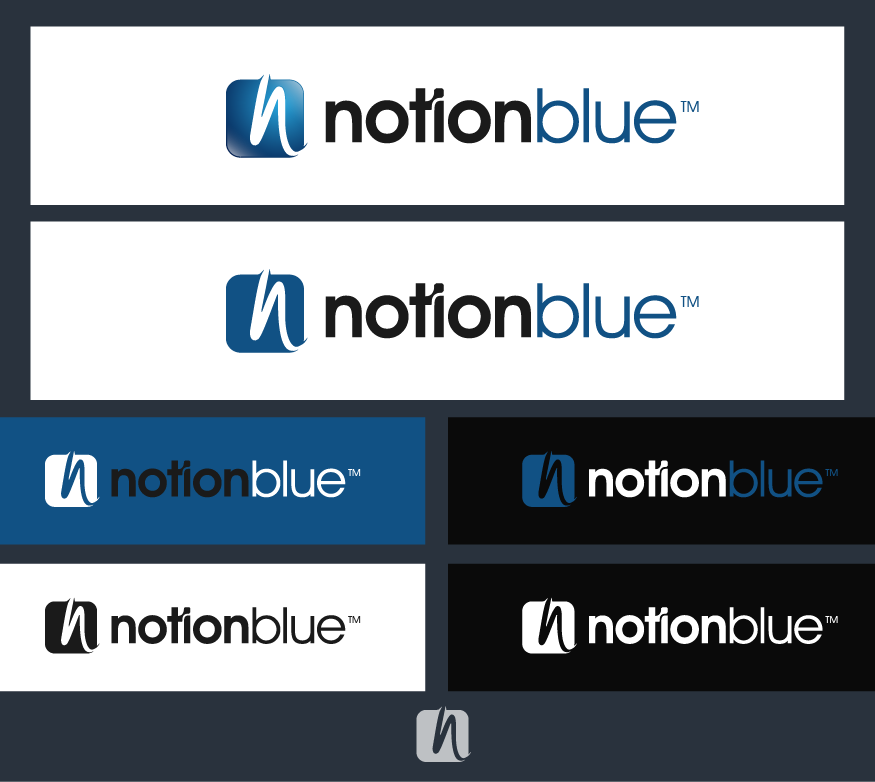 New logo wanted for Notion Blue