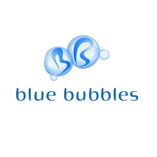 Blue Bubbles