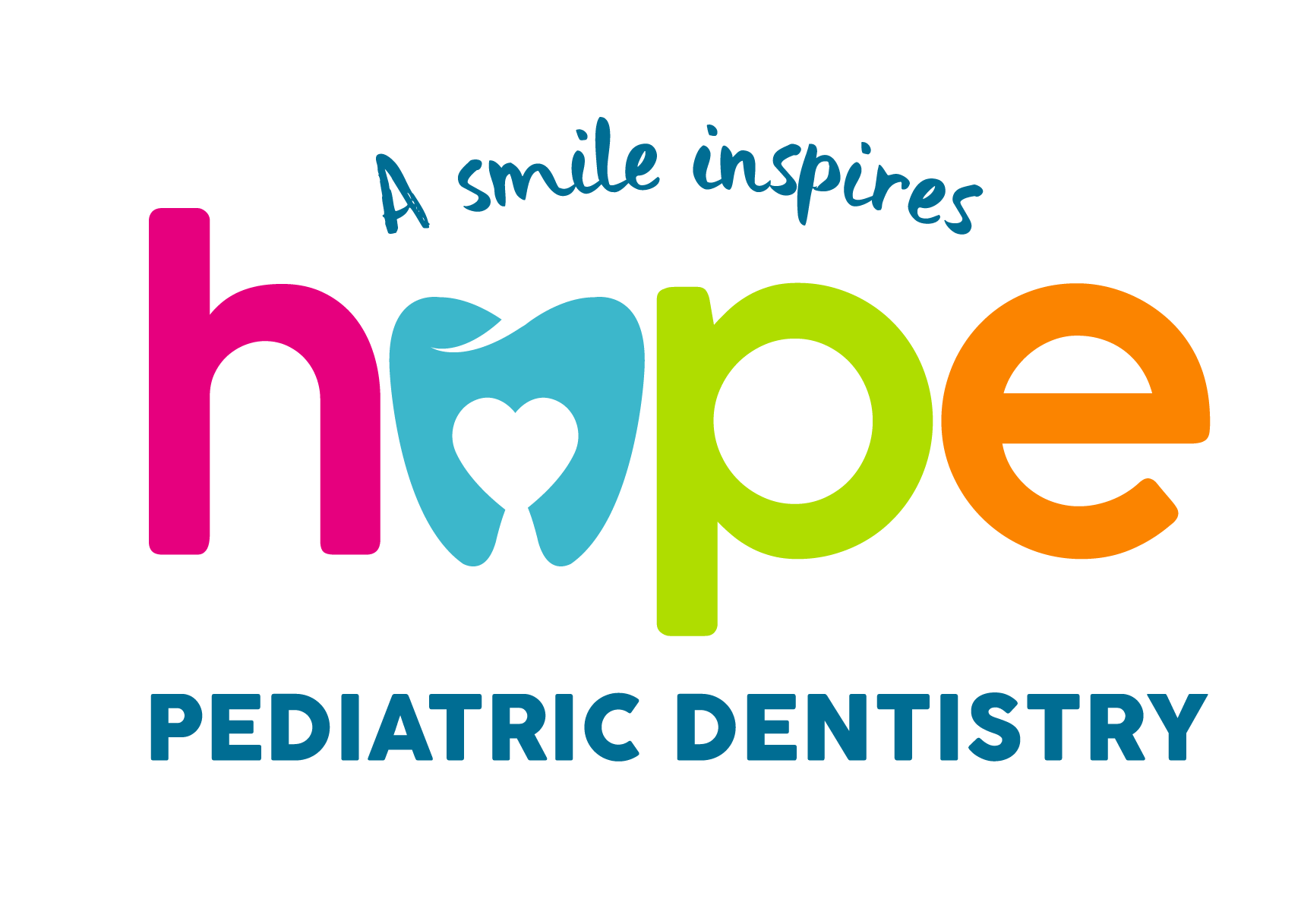 Pediatric dentist  needing a fun logo that is eye-catching and cheerful