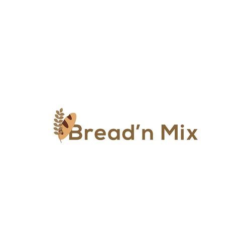 Bread'n Mix Logo