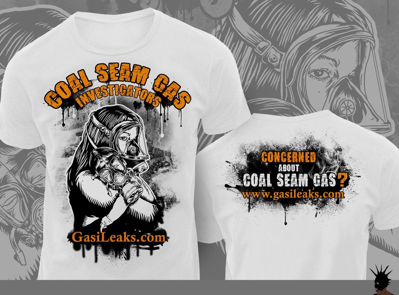 GasiLeaks.com needs a new t-shirt design