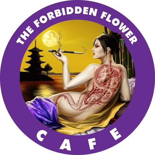 Forbidden Flower Digital Painting