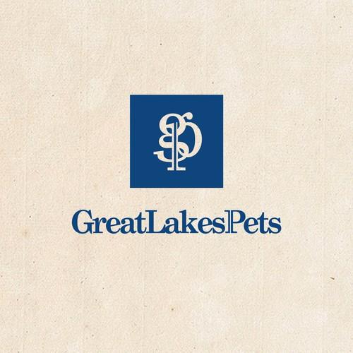 Great Lakes Pets Logo Entry