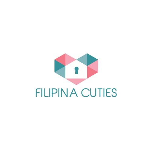 Lovely Logo for Dating Website