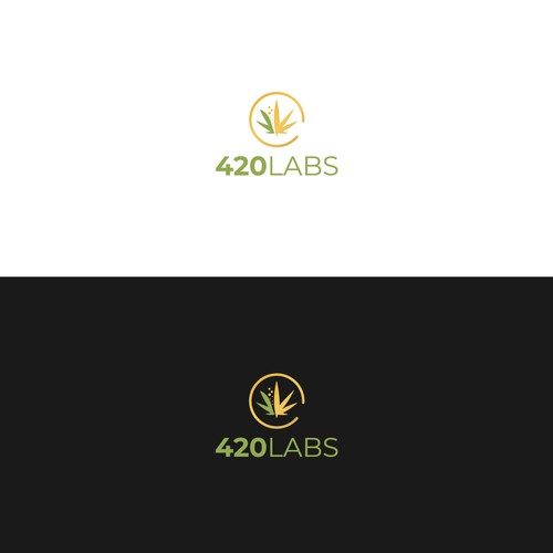 Bold Logo Contest for 420 Labs