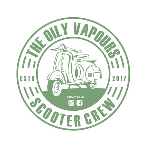 Give us a logo that makes our Scooter Crew stand out from the crowd