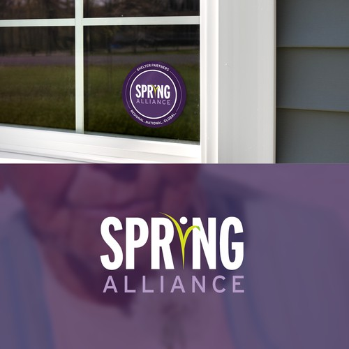 Create the next logo for SPRiNG Alliance