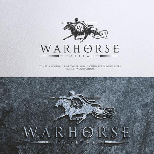 """WARHORSE CAPITAL"" logo"