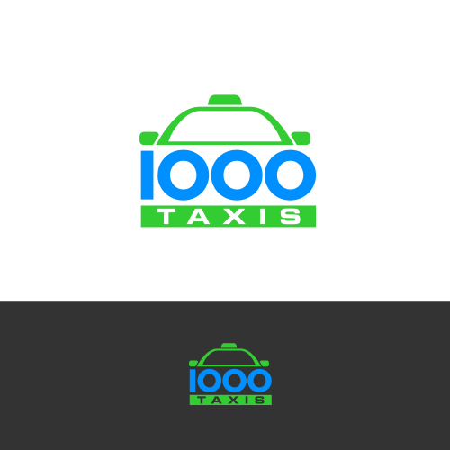 Logo for 1000Taxis