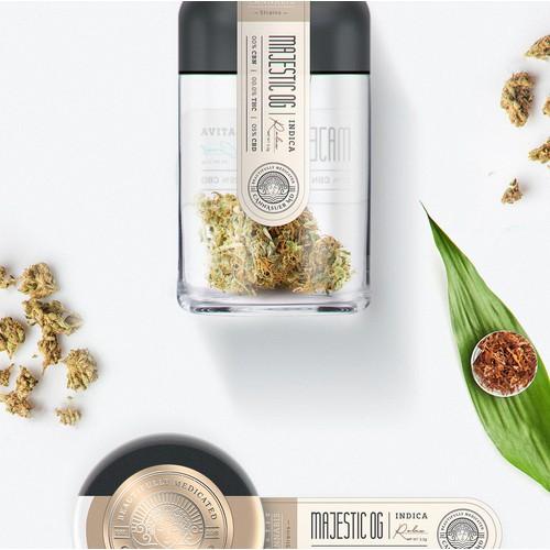 LUX - Label Design