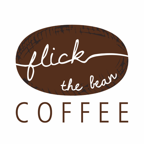 Flick the Bean Coffee logo suggestion