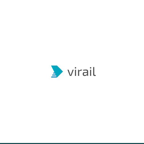 Logo concept for virail