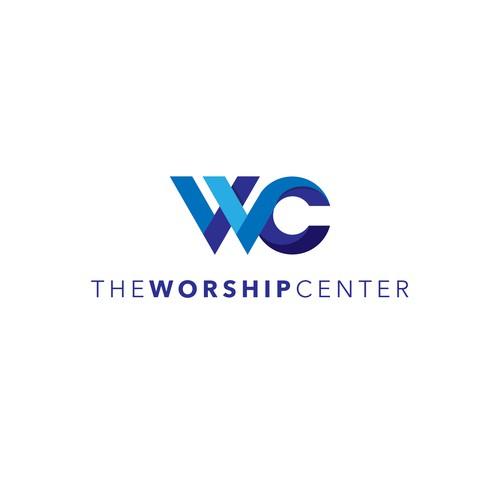 Minimal logo design for new church plant