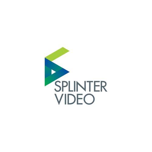 Logo concept for Splinter Video