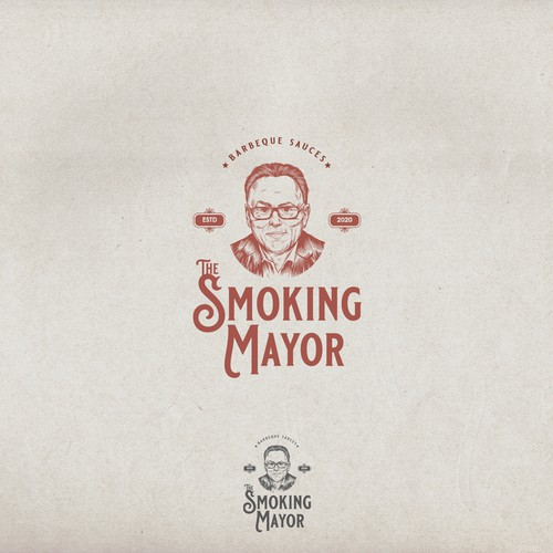 The Smoking Mayor