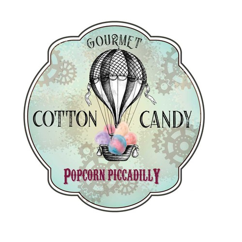 Gourmet Cotton Candy