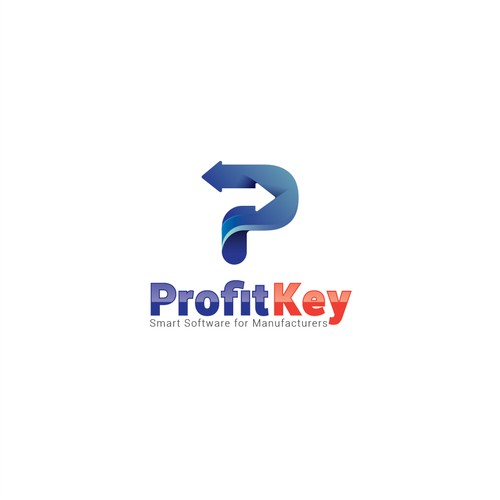 Initials logo for ProfitKey Software