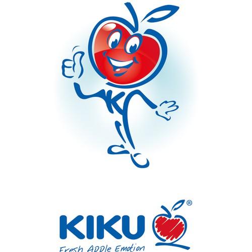 Mascot für KIKU Ltd