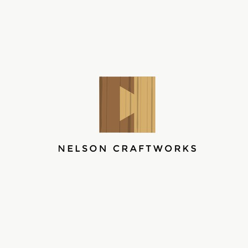 Logo for wood craft business