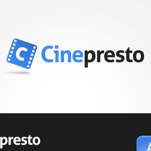 Logo needed for Hollywood startup: Cinepresto!