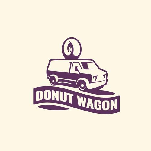 Donut Van logo
