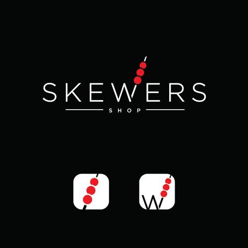 Skewers shop