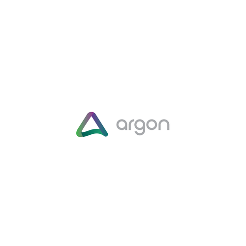 Argon Logo Design
