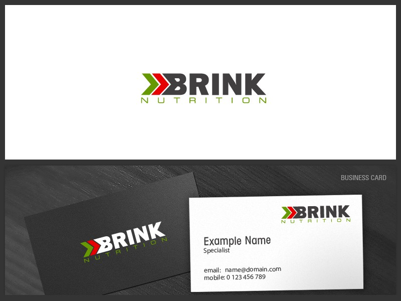 Help Brink Nutrition with a new logo