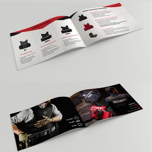 brochure catlogue