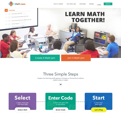 Learn Math Together