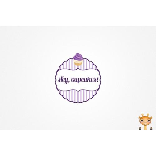 Hey, Cupcakes! needs a new logo