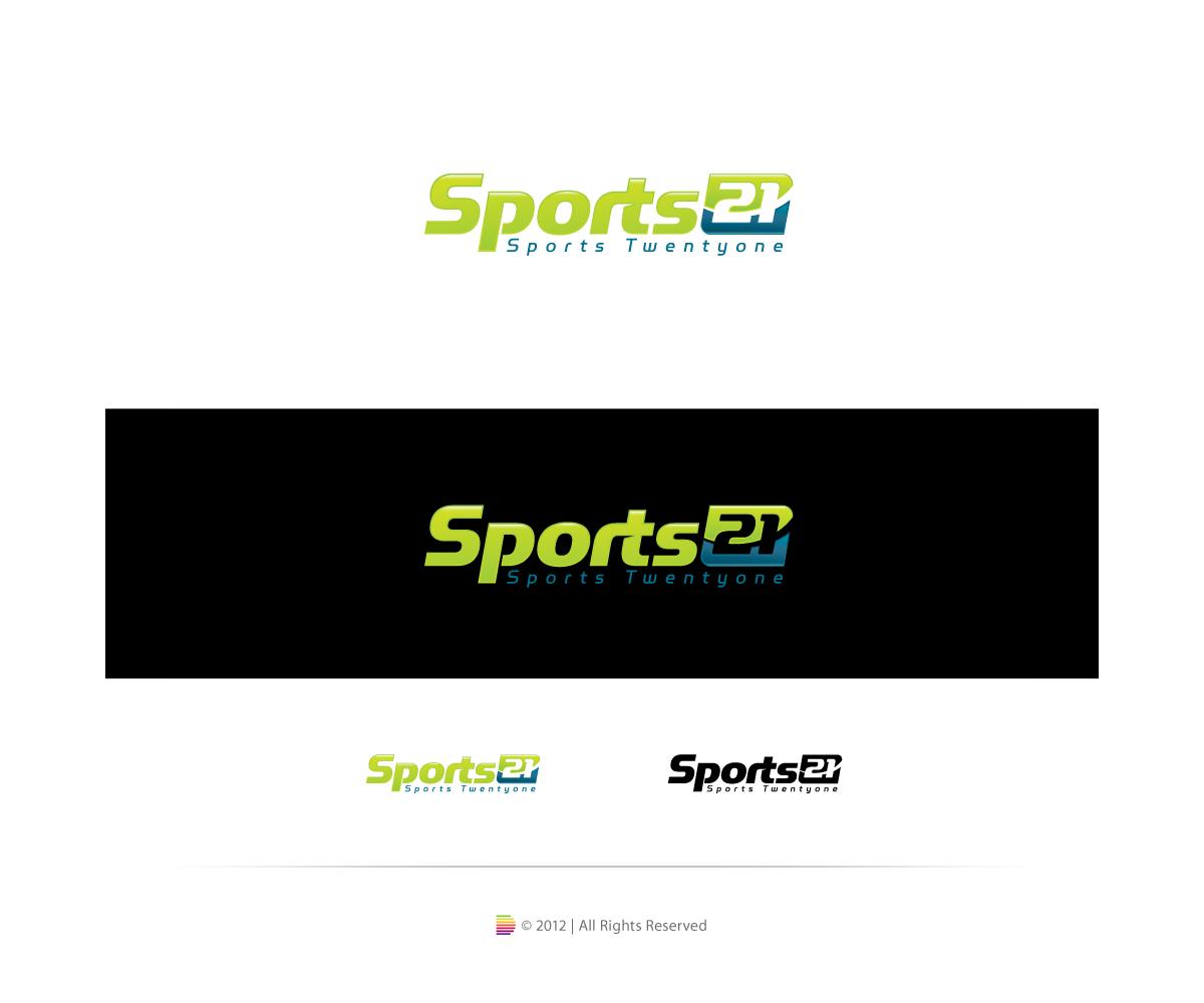 Create the next logo for Sports Twentyone