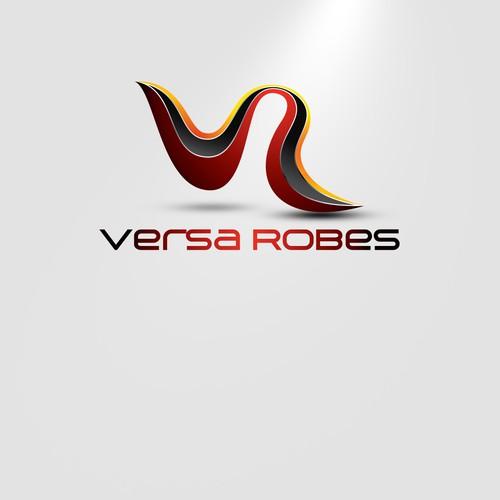 Versa Robes new logo