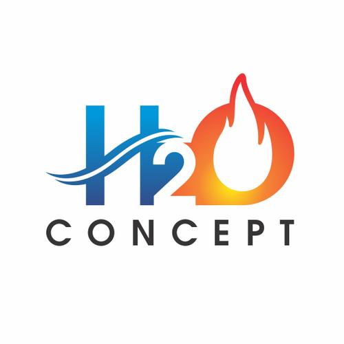 Logo for H2O Concept