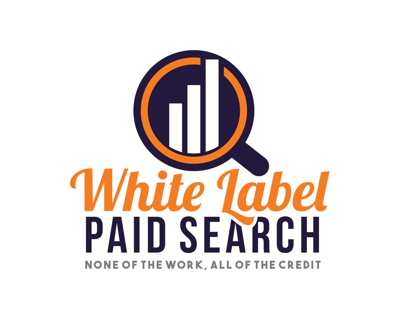 Logo for an upstart paid search agency