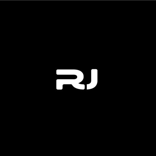 logo initials R and U