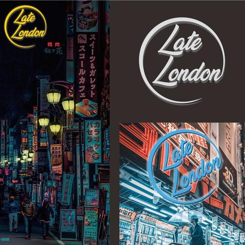 Logo Late London